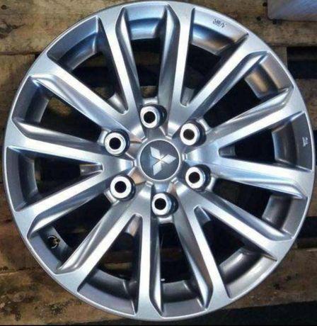 "Jante 17"" Mitsubishi L200 ASX Lancer Outlander Hyundai Kia Mazda Colt"