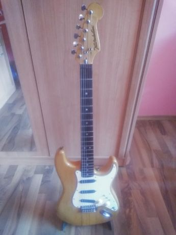 HS Anderson ST-90 Stratocaster made in Japan-японски стратокастер