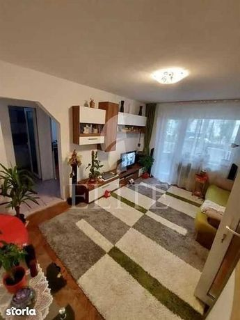 Apartament cu 2 camere in cartierul MANASTUR