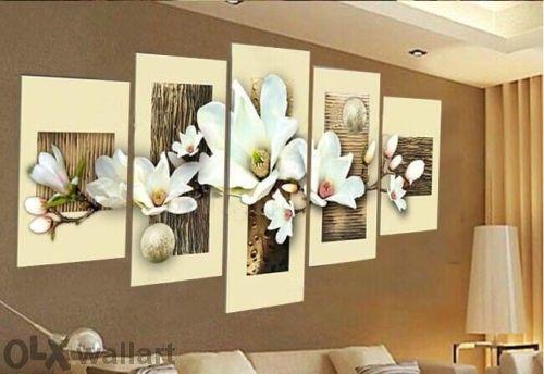 Пана - декорации за стени