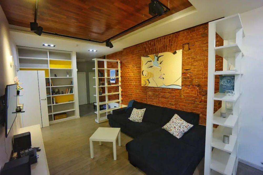 2-комнатные Апартаменты в ЖК Шахристан вблизи ТРЦ МЕГА