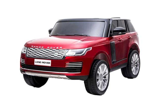 Masinuta electrica Range Rover Vogue HSE 4x4 180W DELUXE #Rosu