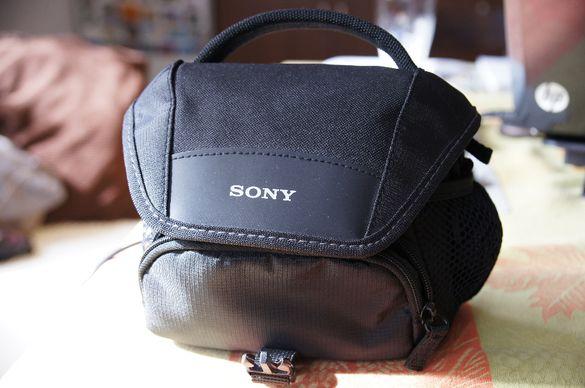 Чанта за фотоапарат SONY