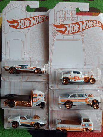 Hot Wheels set 6  piesede colectie