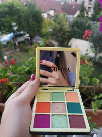 Paleta make up ochi Anastasia Beverly Hills - Mini Pro Pigment Norvina