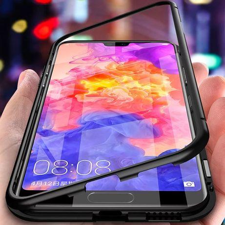 Магнитен Кейс 360° градуса Алуминиев за Huawei P30 /P30 Pro / P20 Lite