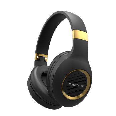 НОВИ Безжични Слушалки PowerLocus P4 Plus