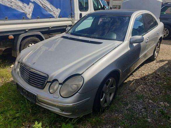 На части!  Mercedes E320 CDI СЕДАН АВАНГАРД W211
