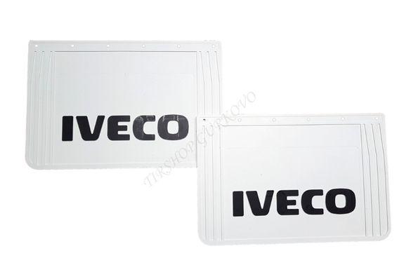 Гумени задни калобрани ИВЕКО/IVECO 60Х40см