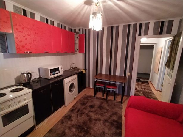 1 комнатная квартира посуточно почасавая кондиционер wifi smat tv