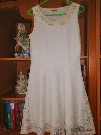 Rochie dama, mărimea M, culoare alb