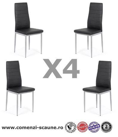 Set 4 scaune bucatarie-TRANSPORT GRATUIT