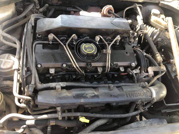 Motor ford mondeo mk3 cu toate anexele (turbo ,injectoare etc)