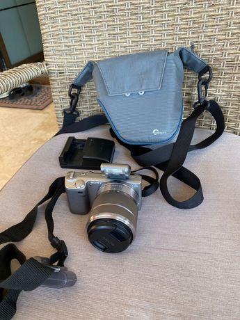 Camera Sony Nex 5
