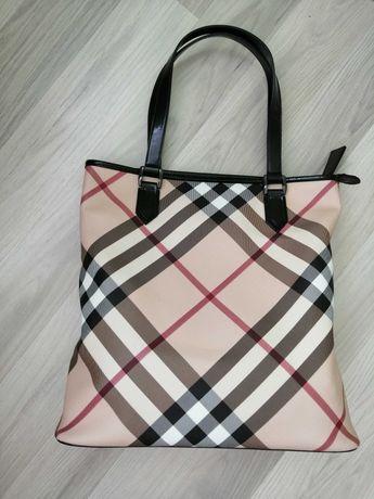 Burberry дамска чанта