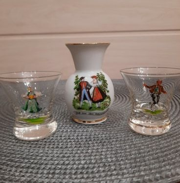 Стари немски чашки