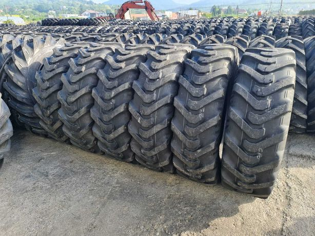 Cauciucuri noi industriale 15.5/80-24 manitu sau buldo anvelope R24