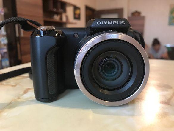 Дигитален фотоапарат Olympus SP 610UZ, 14.0 MP, 22х ultra-zoom lens