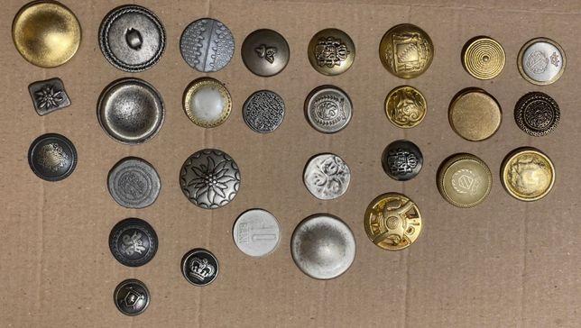Butoni nasturi metalici diferite modele