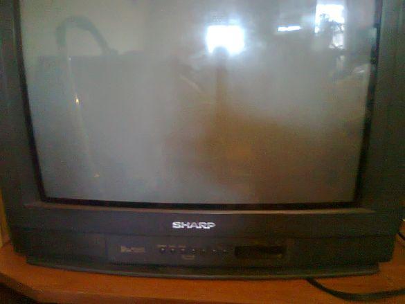 работещ телевизор