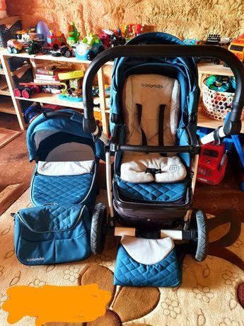 Vand carucior baby design