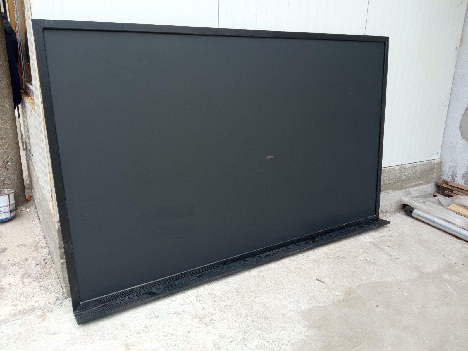 Черни дъски, различни размери и модели