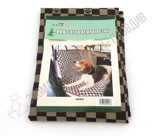 Dog Car Seat Protector 140x100см - Протектор за Автомобилни седалки