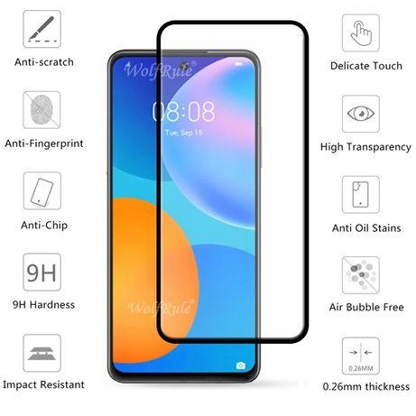 5D Стъклен протектор за целия дисплей за Huawei P Smart 2021