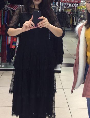 Платье вечернее, новое! Срочно!