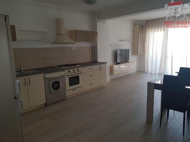 Apartament Modern De Inchiriat 3 Camere, Bloc Nou, Sebes