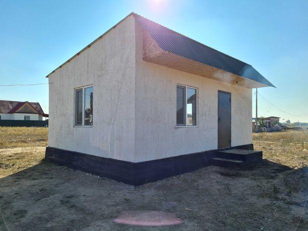 Жилой дом, 38 м², 5 сот. п. Береке (п.Ельтай)
