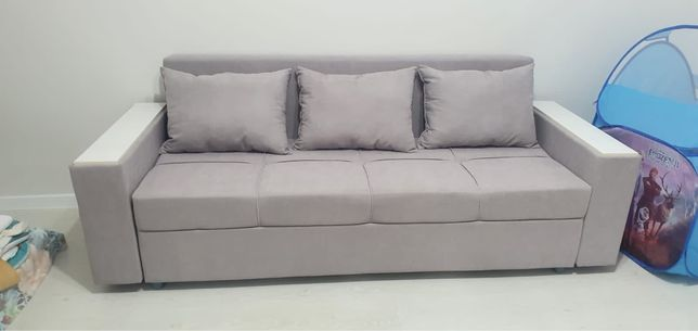 Диван (диван на заказ, мягкая мебель, диван евро такта)