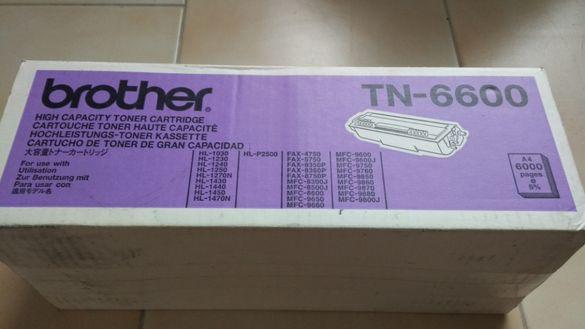 Toner Тонер оригинален Brother TN-6600