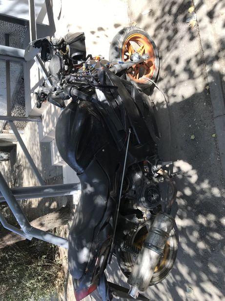 Мотацикл Автомат
