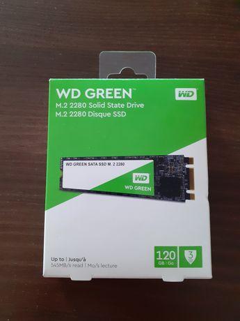 Wd green sata ssd m2