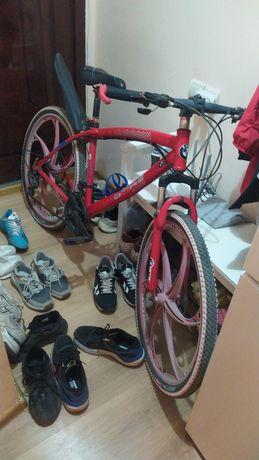 Велосипед Титановые диски