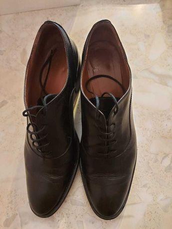 Осенние туфли женские натуральная кожа