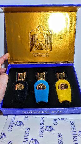 Set Sospiro 3x50ml - Erba Pura Opera Erba Gold sau Anniversary Edition