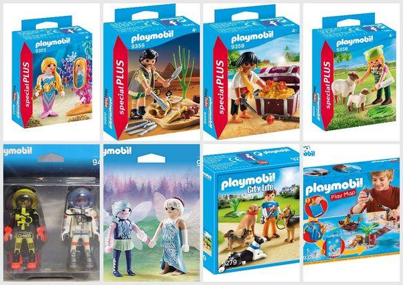 Playmobil Нови комплекти Разпродажба
