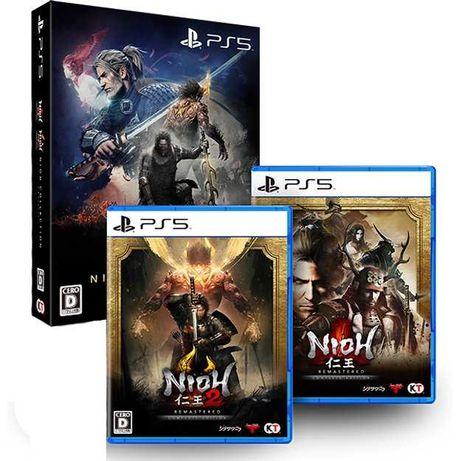 Игра The Nioh Collection (PS5)  Playstation 5, Две игри на 1 диск.Нова