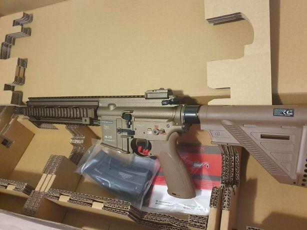 Pusca de asalt HK416 A5 RAL 8000 Full Metal