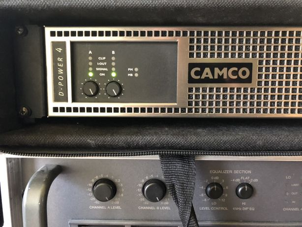 Camco D-Power 4 amplificator nexo,dynacord