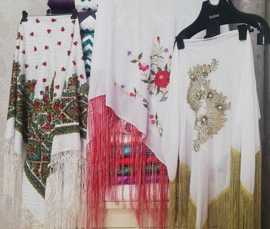 Орамалдар, платки