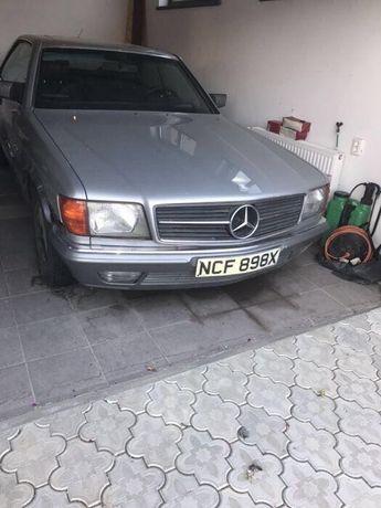 VAND Mercedes 500sec de epoca