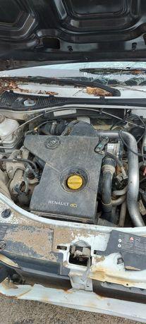 Motor 1.5 DCI K9K E8 Logan Sandero MCV Duster 2010 2013