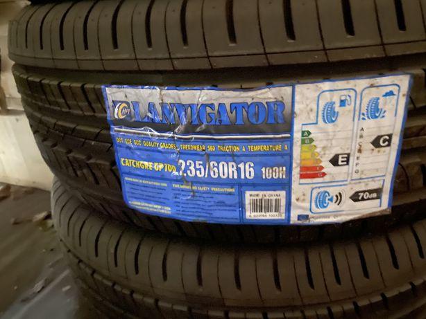 Новая летняя резина 235/60 R16