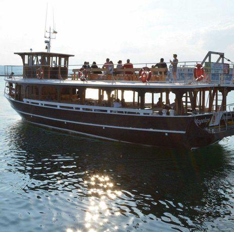 "Туристически кораб,""Гюлет""-116 пасажера"