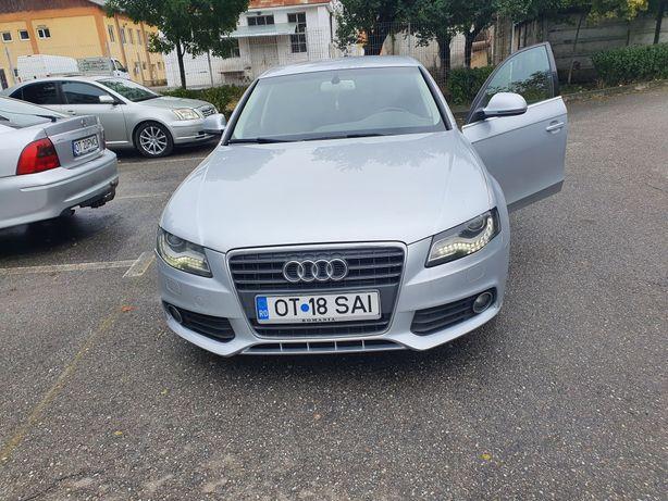 Audi a4 b8 2009 2.0