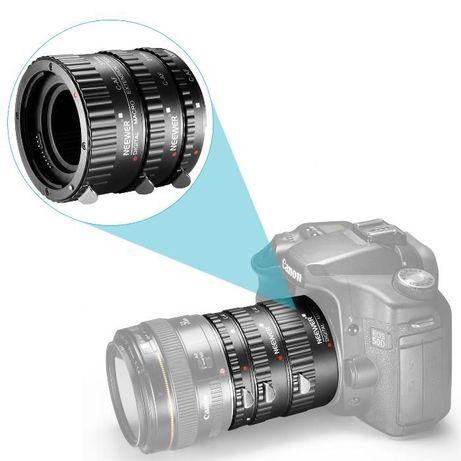 Tuburi extensie Canon cu Af (inele macro - 13mm, 21mm, 31mm)