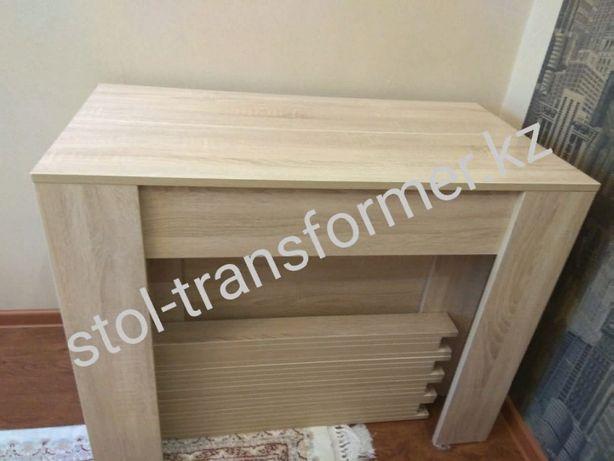 Стол трансформер-стол книжка-раскладной стол